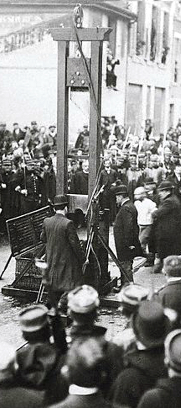 Execution 1909